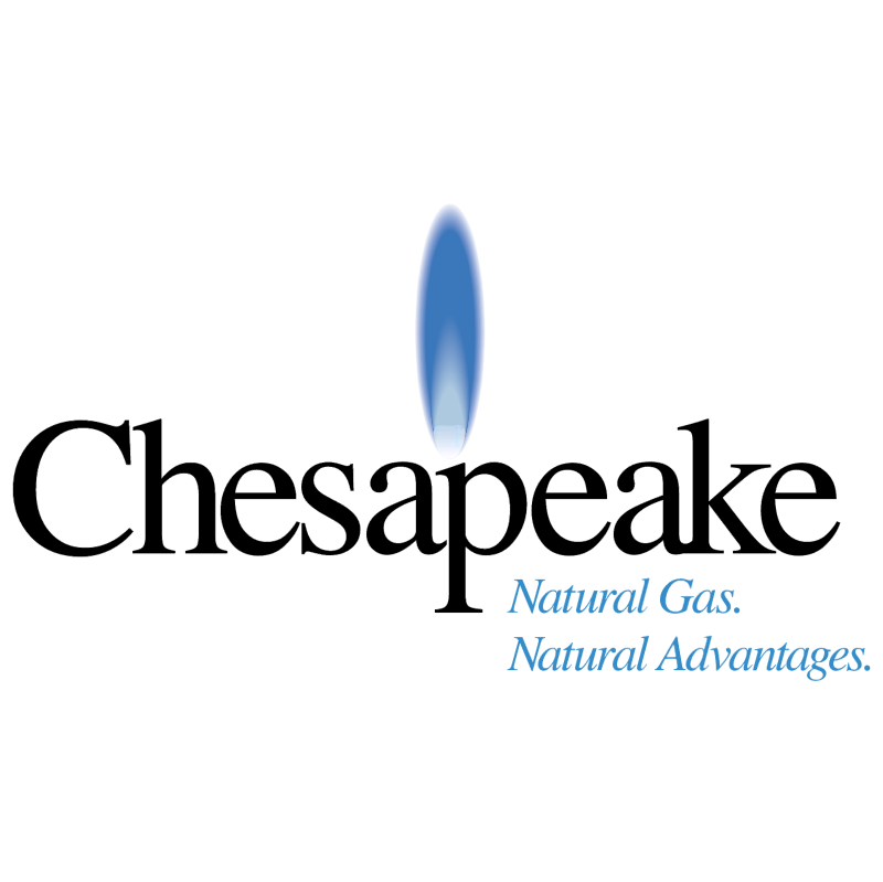 Chesapeake Energy vector