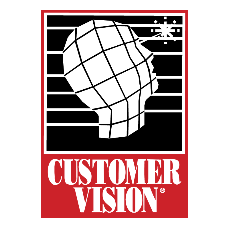 Customer Vision vector