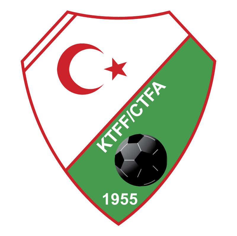 Cyprus Turkish Football Association vector