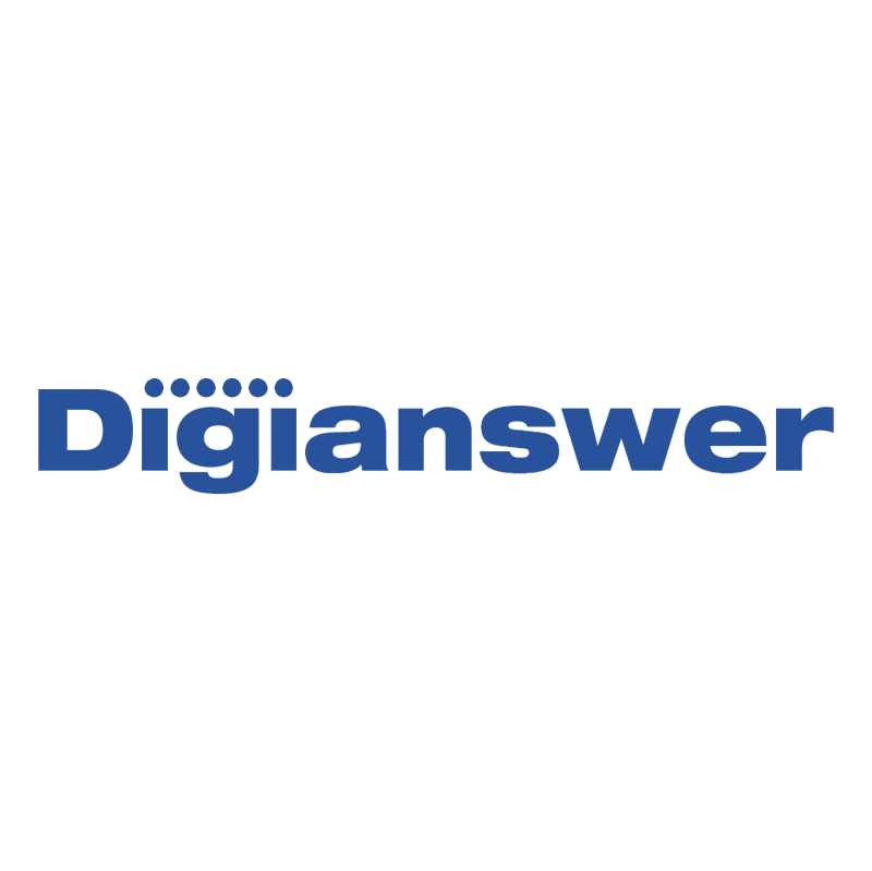 Digianswer vector