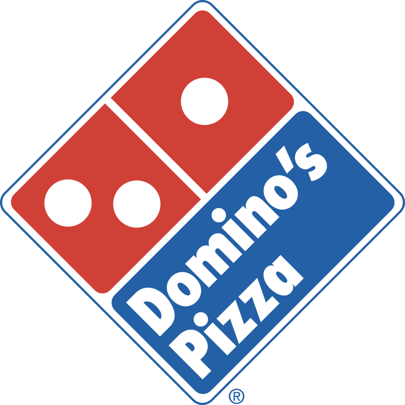 Dominos Pizza vector