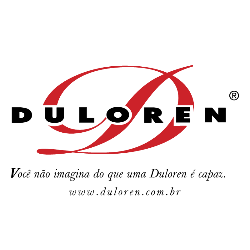 Duloren vector logo