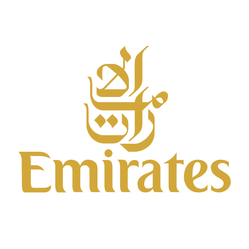 Emirates Airlines vector logo
