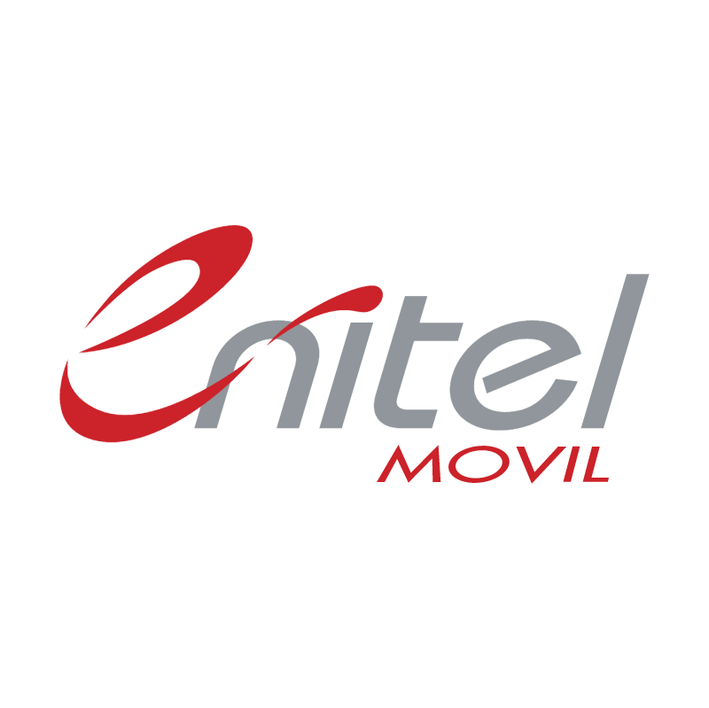 Enitel Movil vector