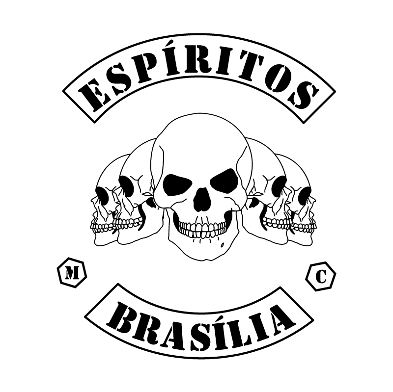 Espiritos Brasilia MC vector