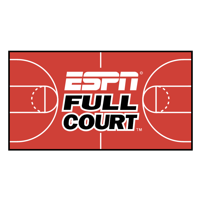 ESPN Full Court vector