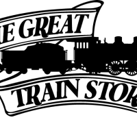 Great Train Store vector