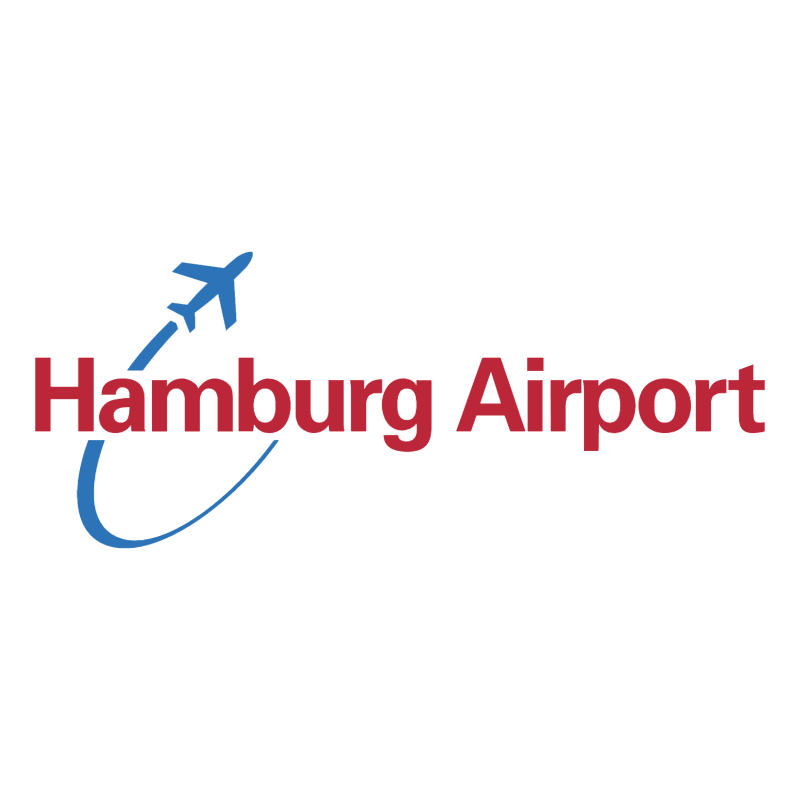 Hamburg Airport vector