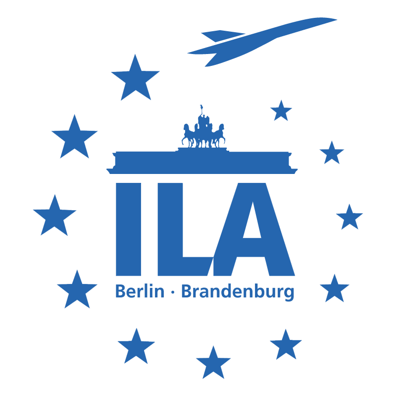 ILA International Aerospace vector