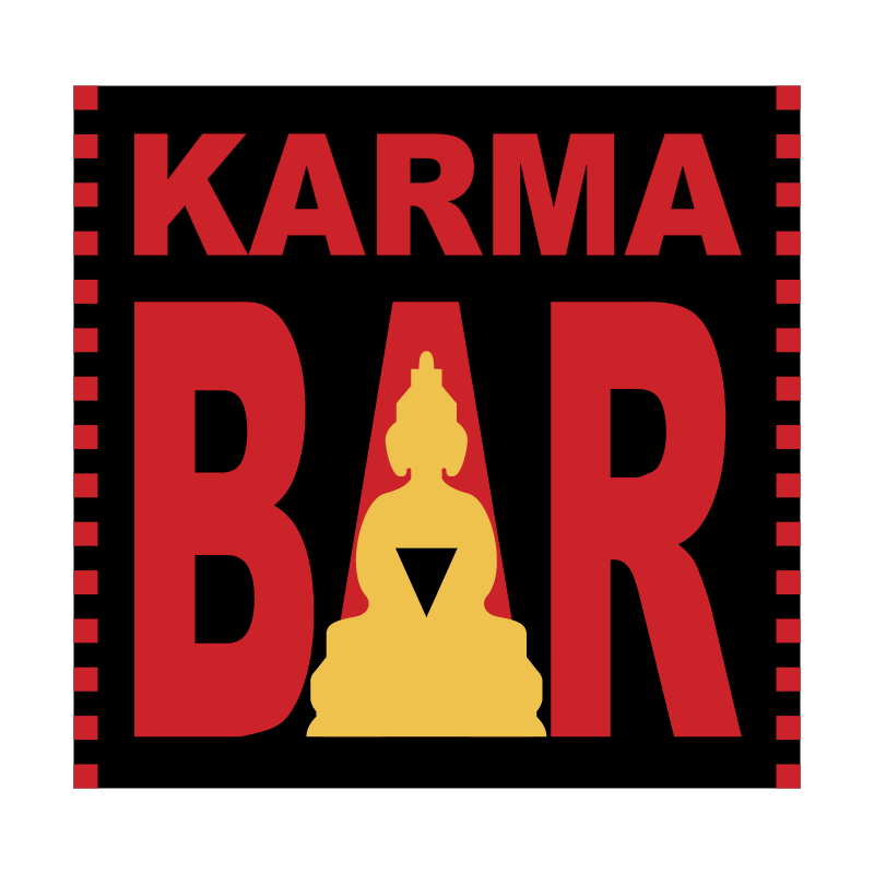 Karma Bar vector