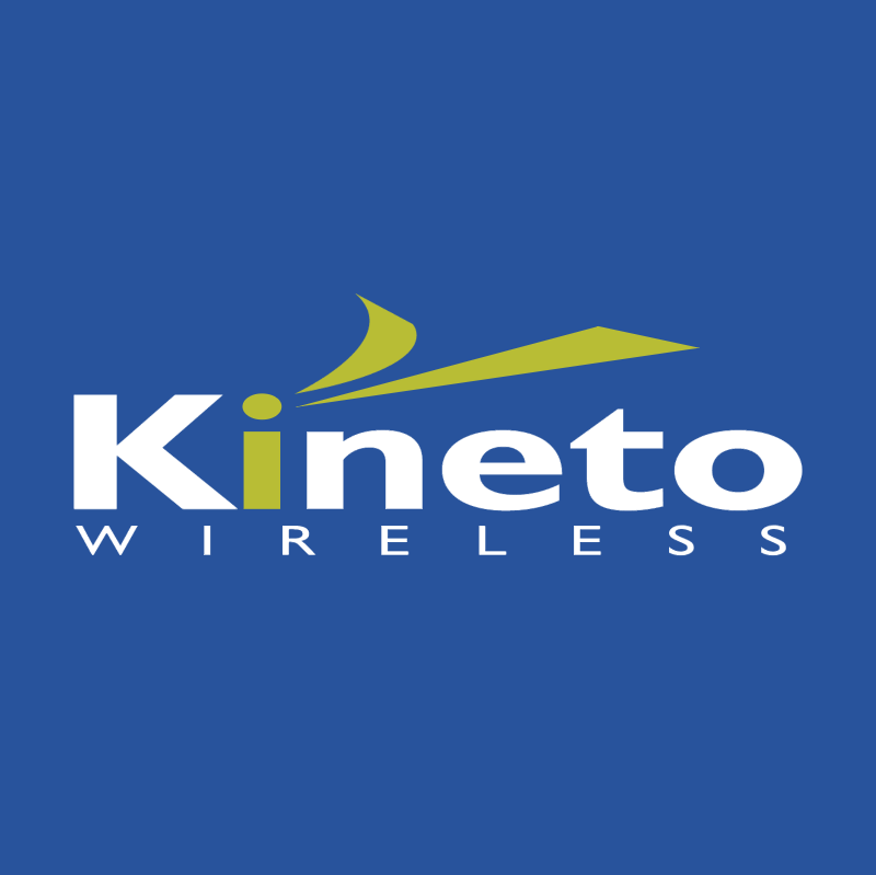 Kineto Wireless vector logo