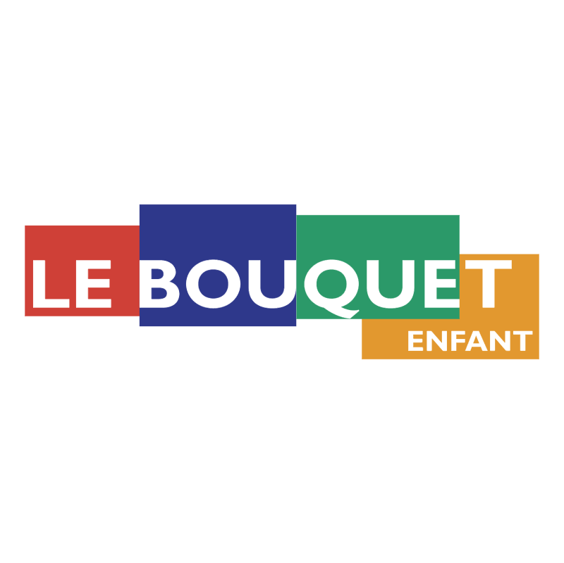 Le Bouquet Enfant vector