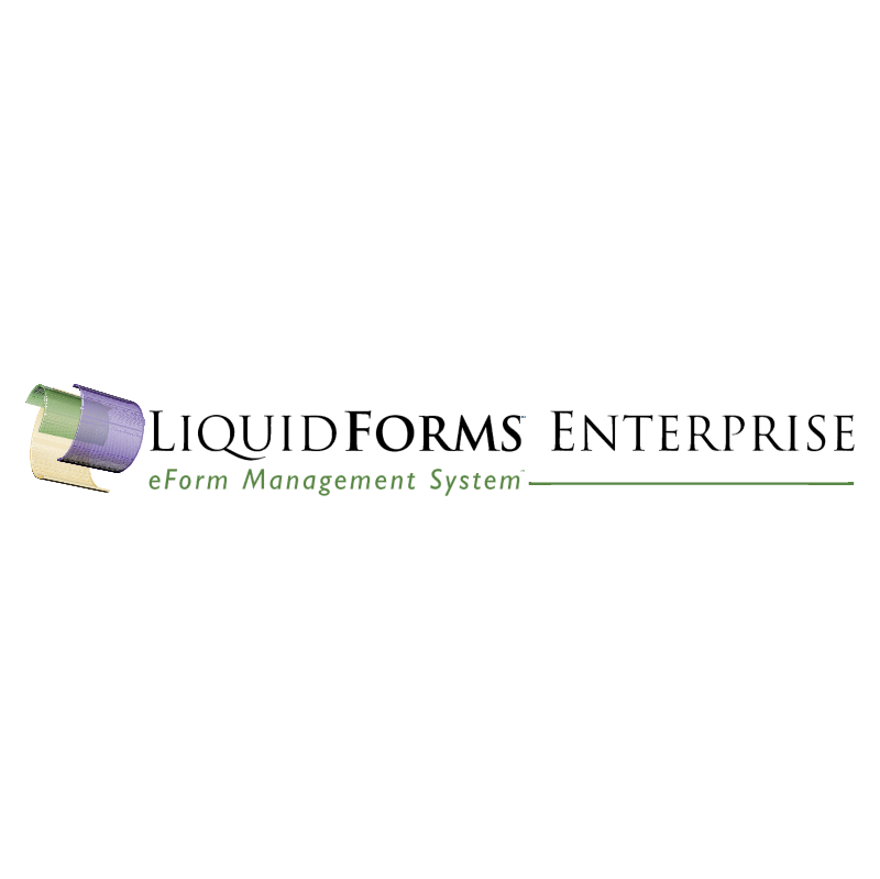 LiquidForms Enterprise vector logo