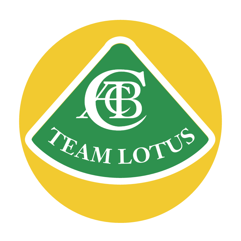 Lotus F1 Team vector logo