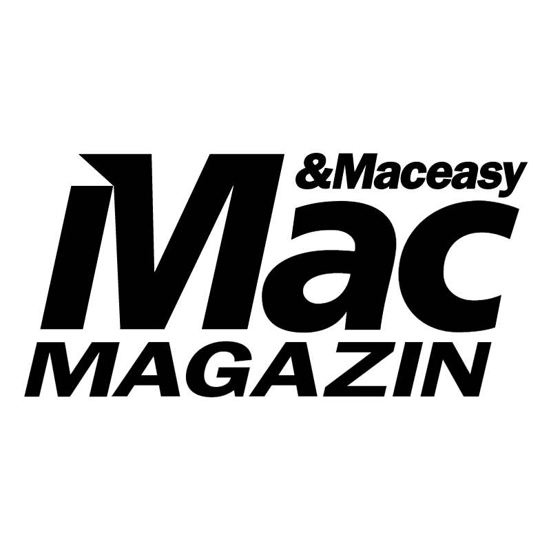 MAC MAGAZIN & maceasy vector