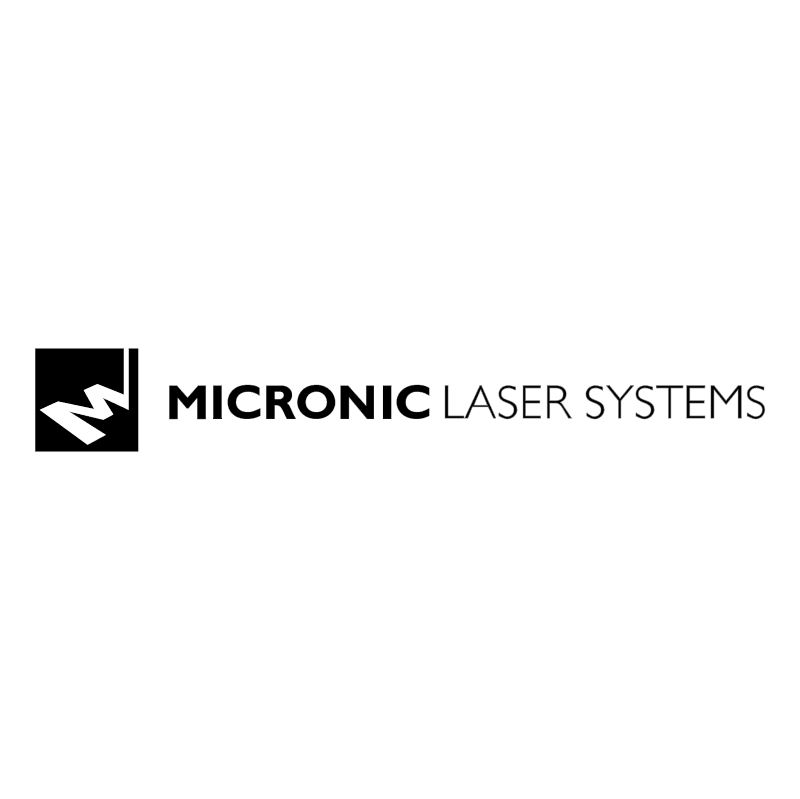 Micronic Laser Systems vector