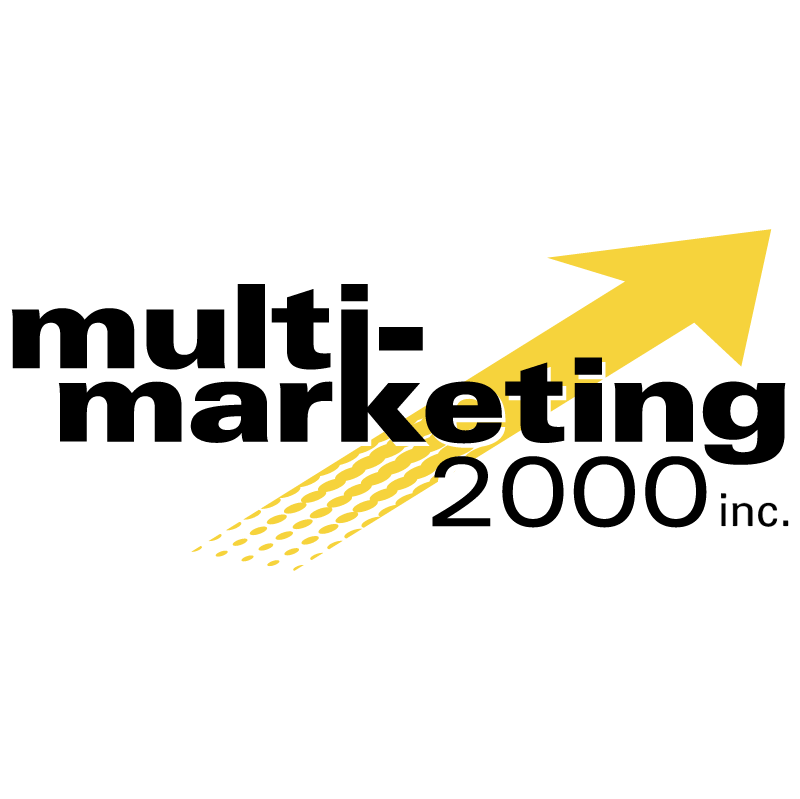 Multi Marketing 2000 vector logo