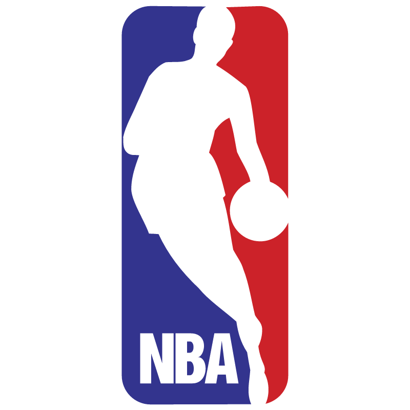 NBA vector logo