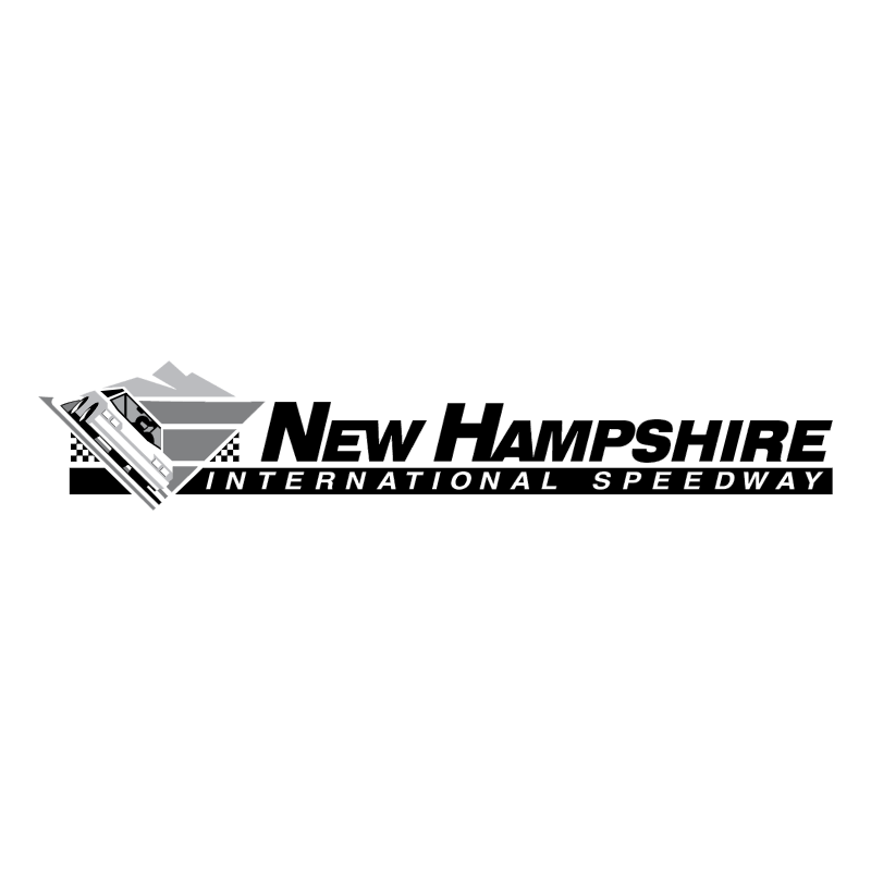 New Hampshire International Speedway vector logo