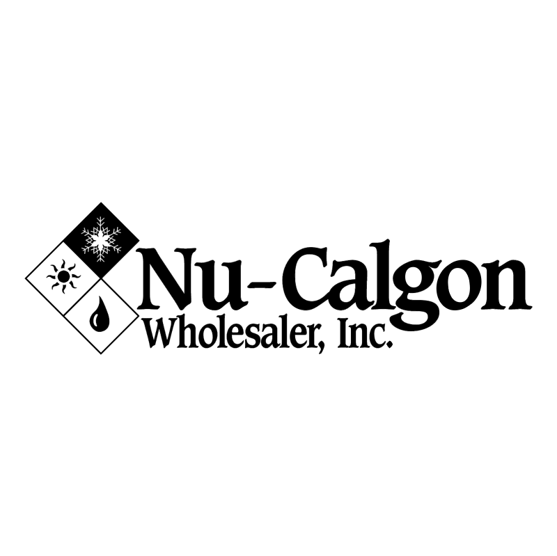 Nu Calgon Wholesaler vector
