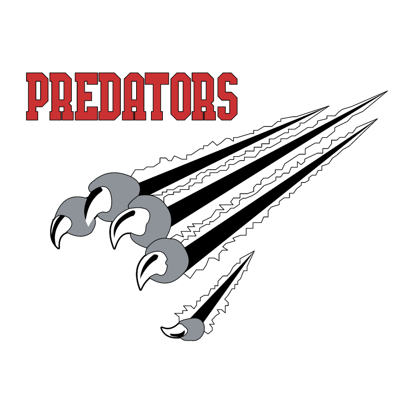 Orlando Predators vector