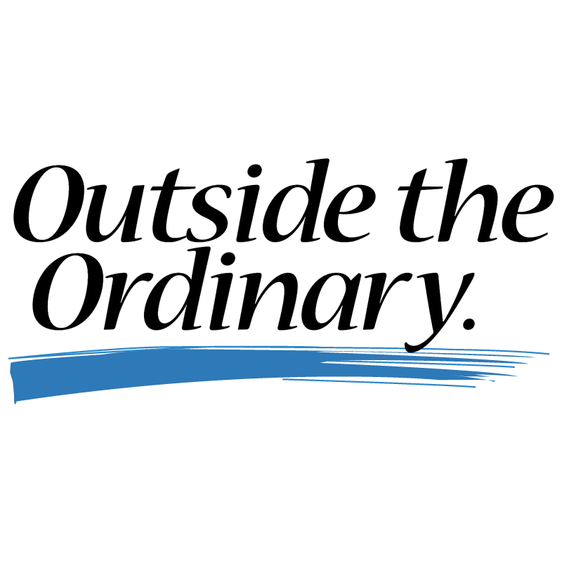 Outside the Ordinary