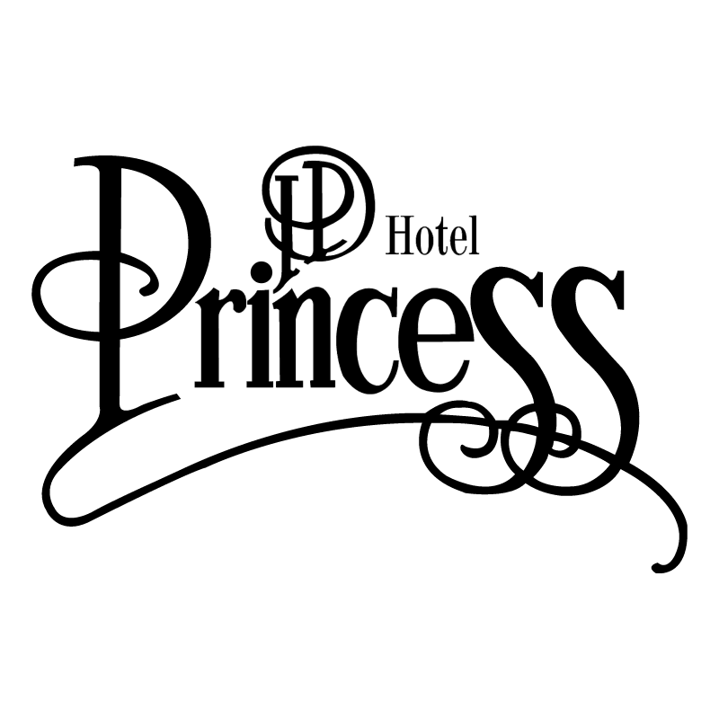 Princess Hotel vector
