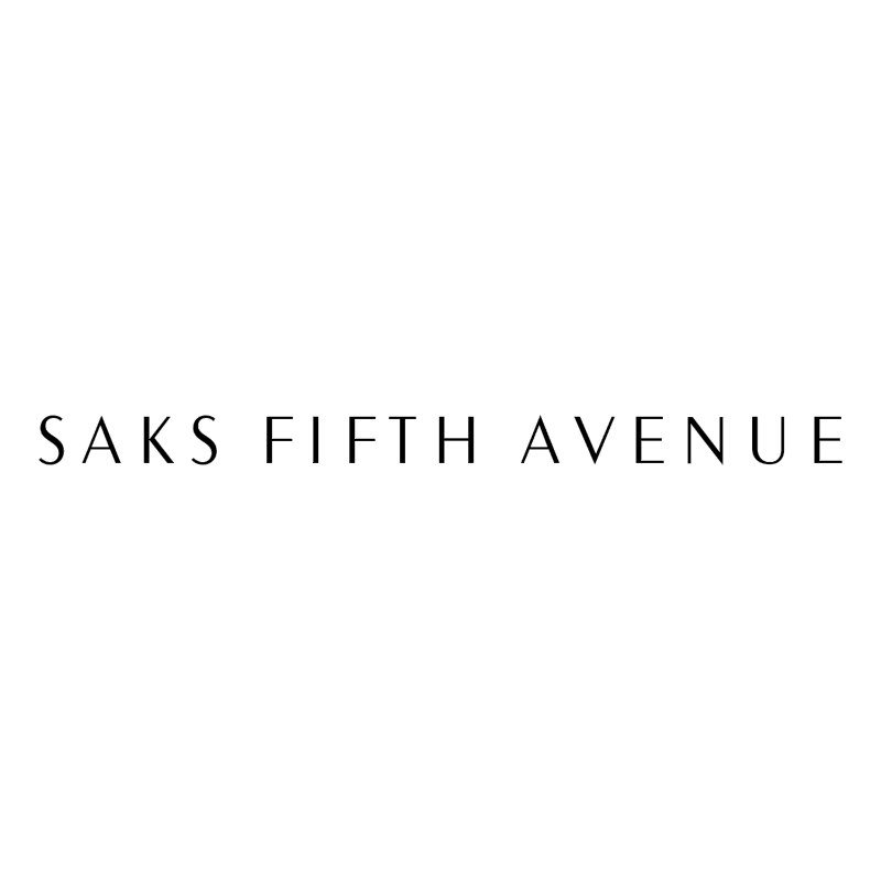 Saks Fifth Avenue vector logo