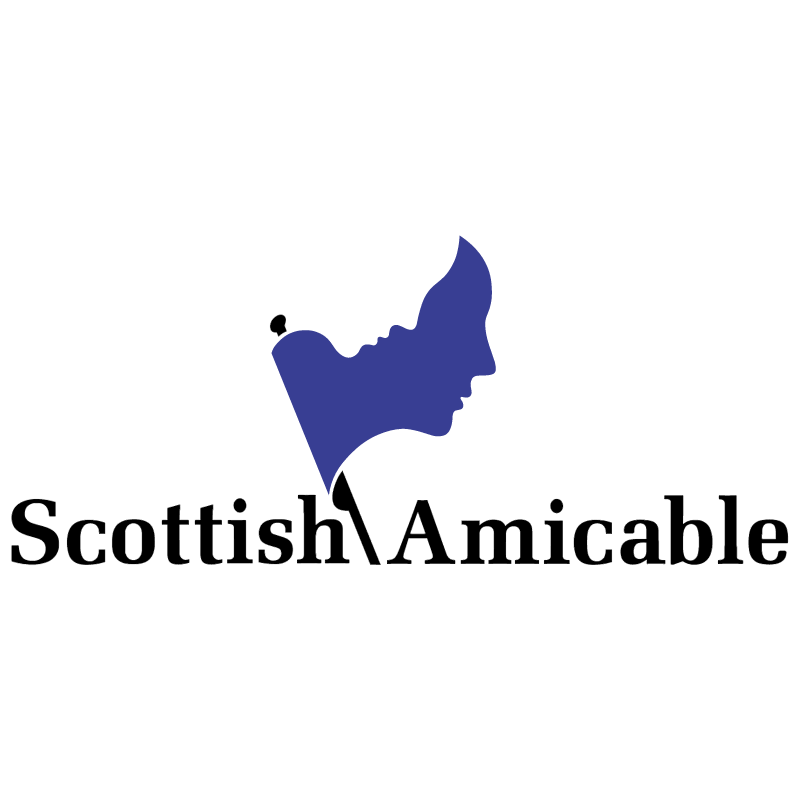 Scottish Amicable vector