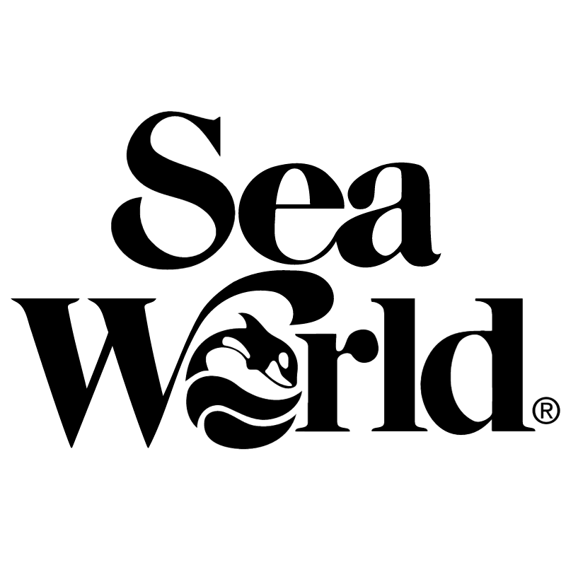 Sea World vector logo