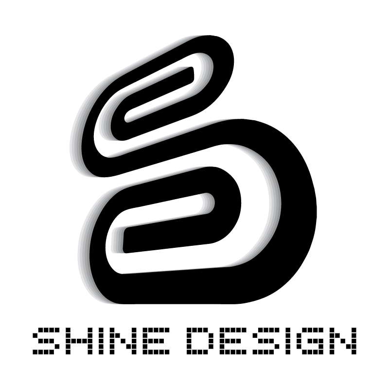 Shine Design vector