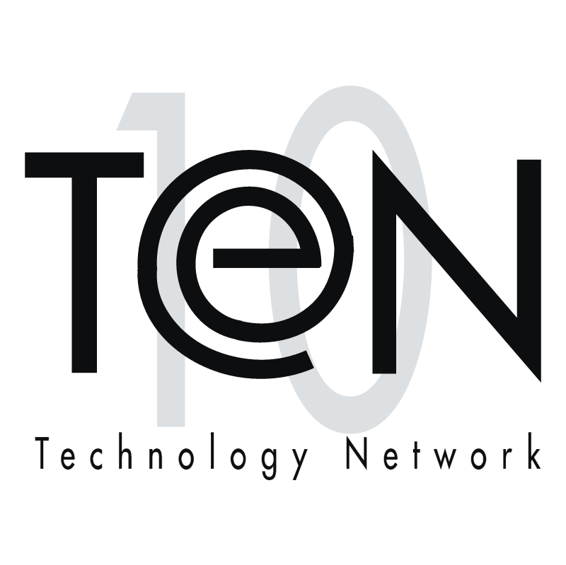 TeN vector logo
