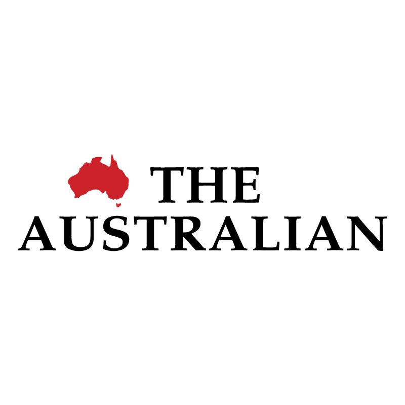 The Australian Newspaper vector