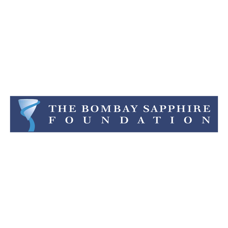 The Bombay Sapphire Foundation vector logo