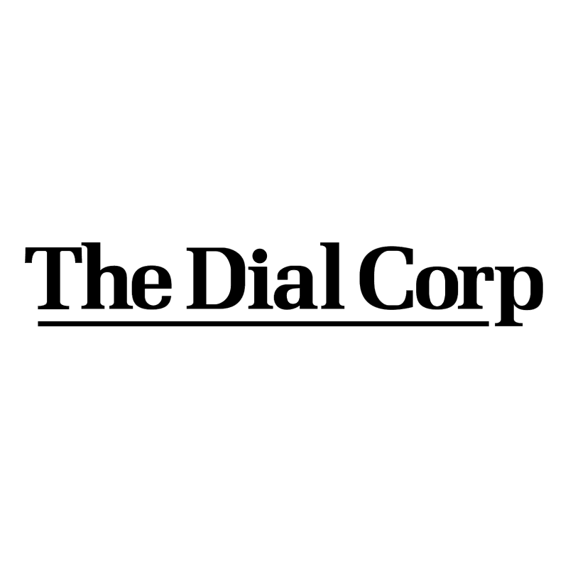 The Dial Corp vector logo