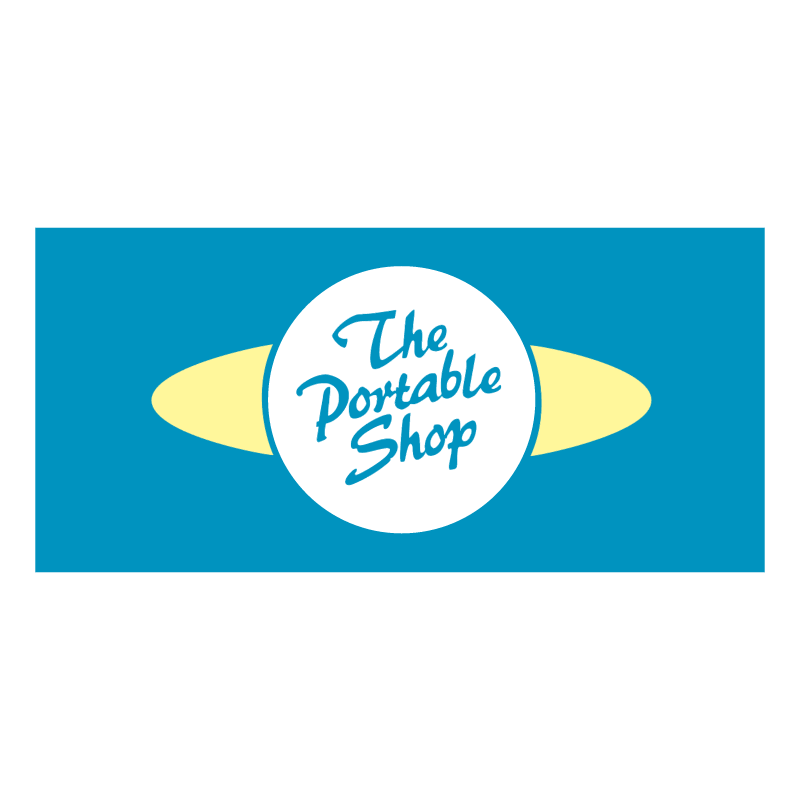 The Portable Shop vector