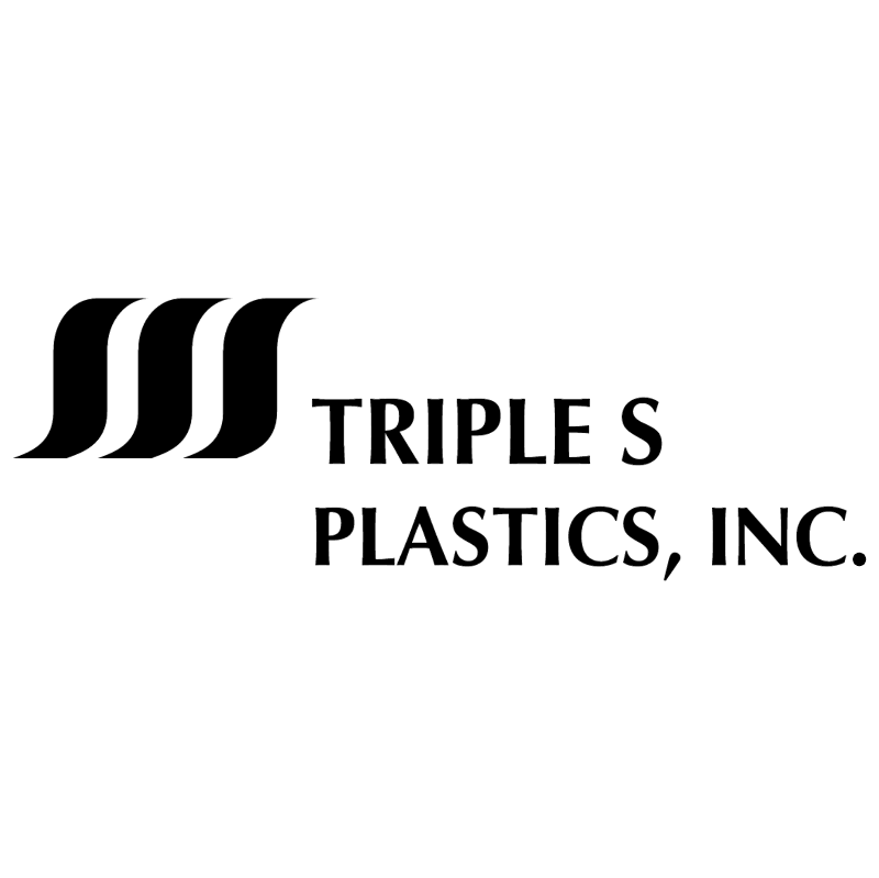 Triple S Plastics vector