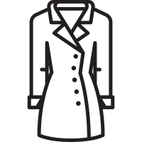 Women Coat vector