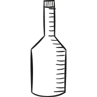 Big Bottle vector