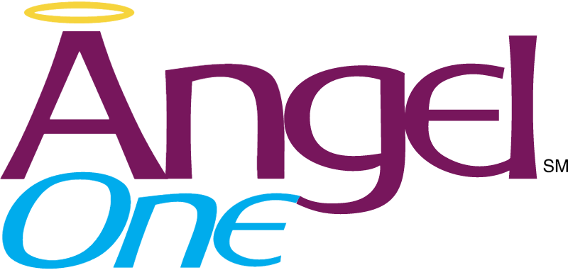 ANGEL ONE 1 vector logo