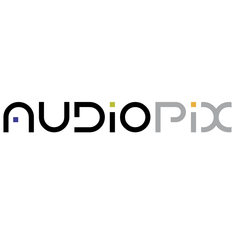 AudioPix vector logo