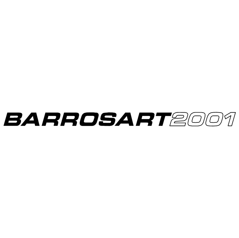 Barrosart 2001 20010 vector