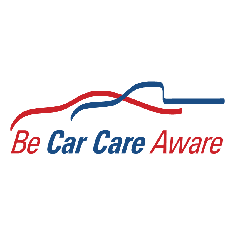 Be Car Care Aware vector