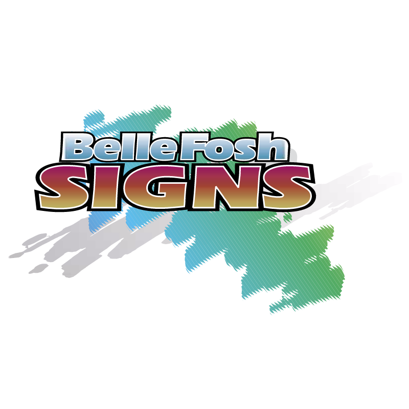 Belle Fosh Signs 864 vector logo