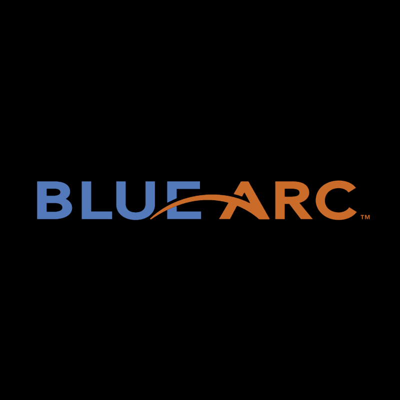 BlueArc vector logo