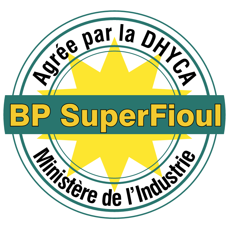 BP Superfioul vector