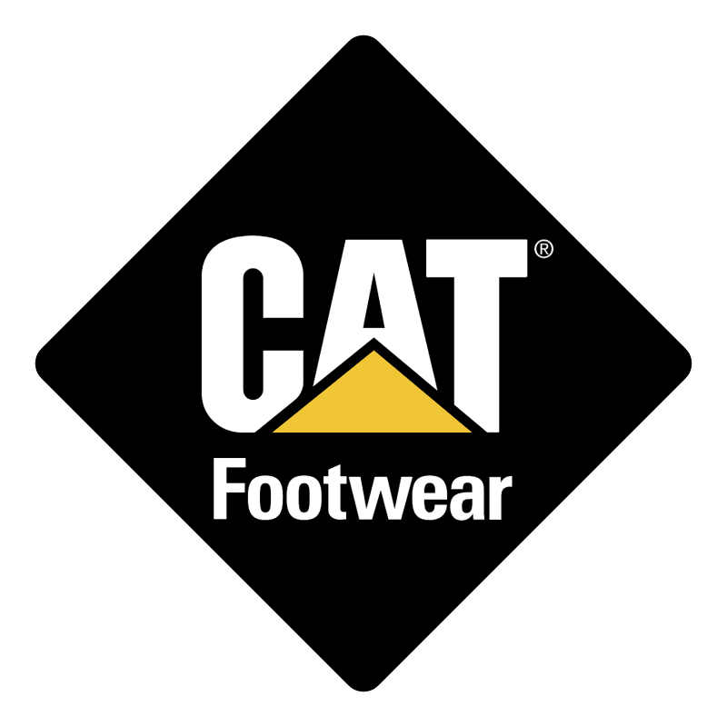 CAT Footwear vector logo