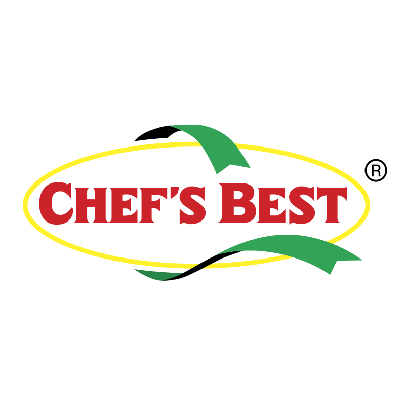 Chef's Best vector
