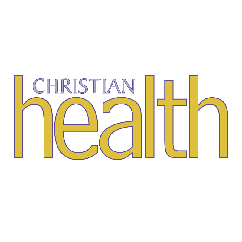 Christian Health vector