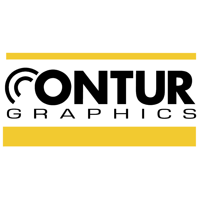 CONTUR graphics vector logo